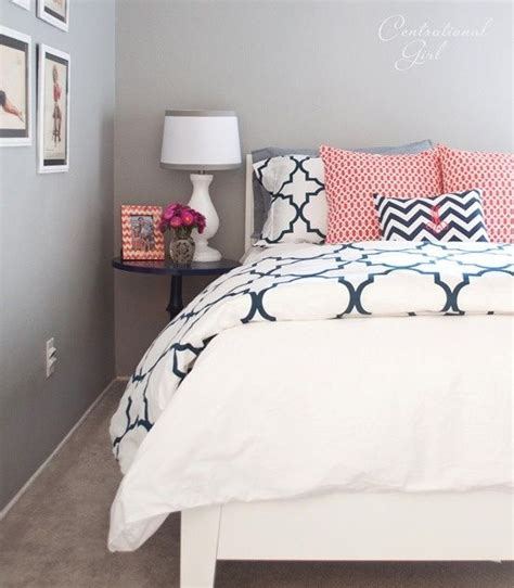 bedrooms pinterest 17 best ideas about navy coral bedroom on pinterest