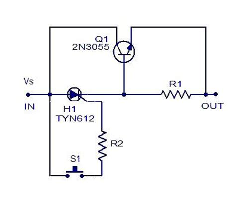 arduino resistor types electronicfuse circuit is a type of low resistance resistor that acts as a sacrificial device