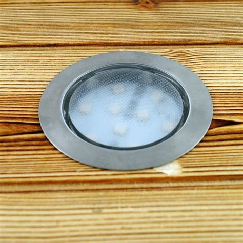 7Colors Smd3528 Ip67 Dc12V Patio Led Decks Light Led