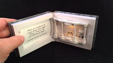 hitchhikers guide to the galaxy custom engagement ring box