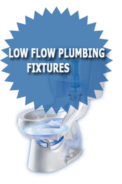 Low Flow Plumbing consumers guide to water home water us epa