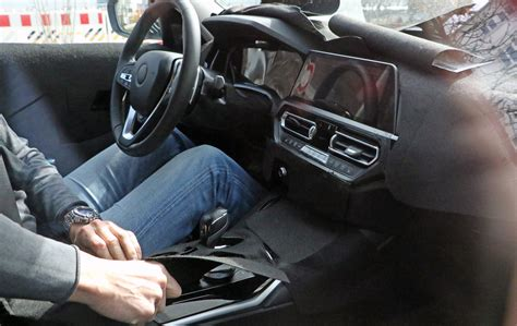 Bmw 3 Series 2019 Interior by 2019 Bmw 3 Series G20 Shows All New Interior M Sport