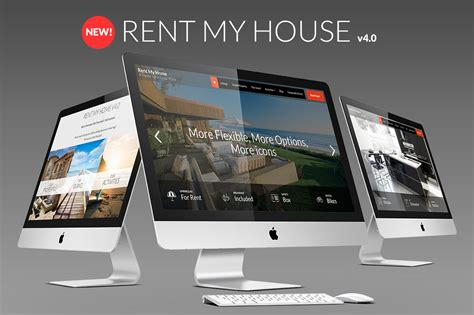 wordpress themes rent house rent my home wordpress theme creative by the sea