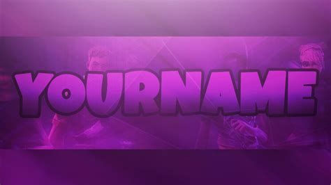 fortnite banner template free fortnite banner template psd speed