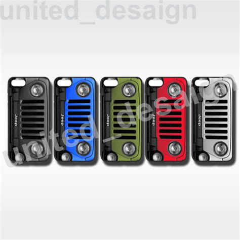 Iphone 8 Plus Jeep by Classic Jeep Wrangler Tj Collection 8 For Apple Iphone 7 7 Plus Ebay