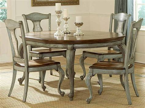 painted dining room set paint a formal dining room table and chairs bing images