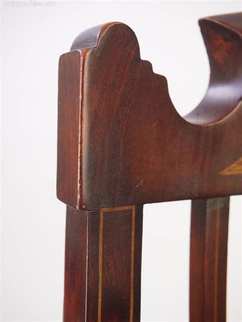 antique victorian low mahogany tub corner chair armchair victorian mahogany tub dressing table chair antiques atlas