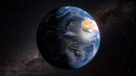 imagenes satelitales de la tierra creaciones blender planeta tierra muy realista hecho en