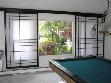japanese shoji screens  sliding glass doors hawk haven