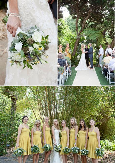 Botanic Gardens Wedding by San Diego Botanic Garden Wedding Best Wedding