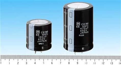 panasonic capacitor ripple current panasonic announced the release of highest ripple current snap in aluminum capacitor ts ee series