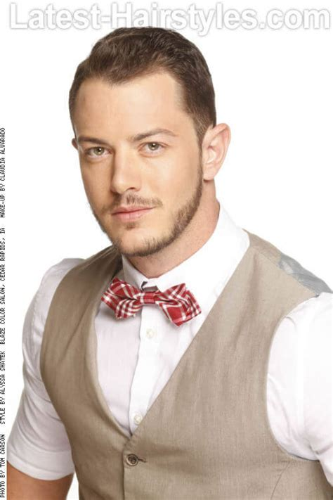 men hairstyle slim short 26 most popular short haircuts hairstyles for men