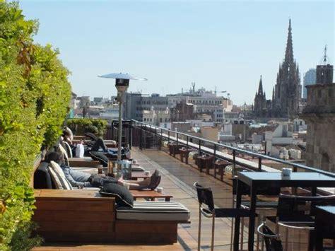 The Modern Traveler 1898 roof terrace picture of hotel 1898 barcelona tripadvisor