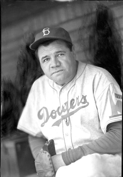 babe ruth brooklyn dodgers brooklyn la dodgers babe ruth dodgers uniforms baseball