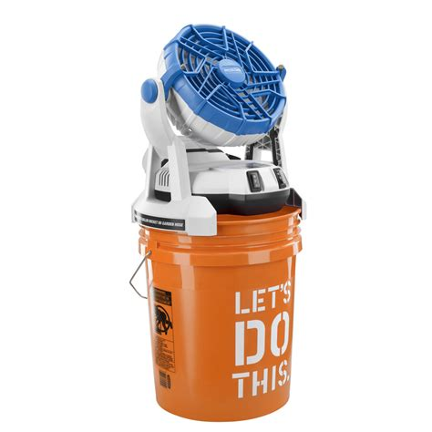 outdoor misting fan lowes 18v bucket top misting fan products arctic cove