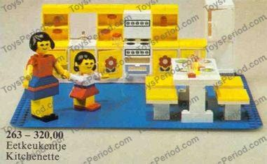 Box Makeup P P 30cm L 20cm T 24cm lego 263 1 kitchen set with 2 figures set parts inventory