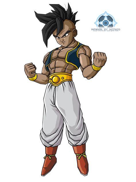 Z Anime Character by Uub By Arkphoenixpsnp On Deviantart