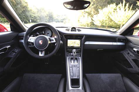 Porsche 991 Interior by Porsche 911 Gt3 Drive Total 911