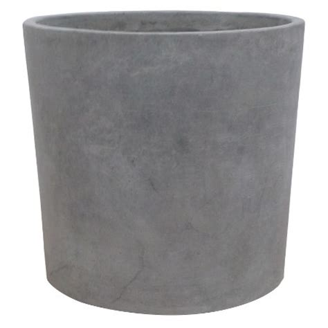 smith and hawken planters 9 quot concrete planter white smith hawken target