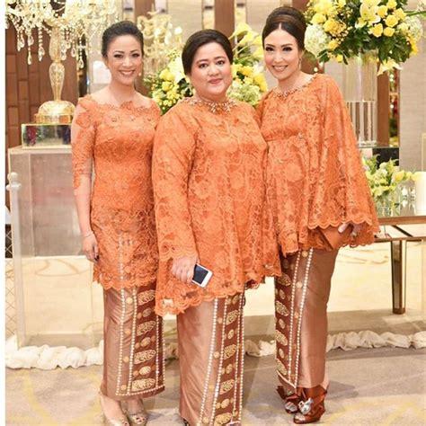 Henna Marun Dress Lace Gaun Pesta Manusia model baju untuk wanita berbadan gemuk baju batik formal model dress motif klasik busana batik