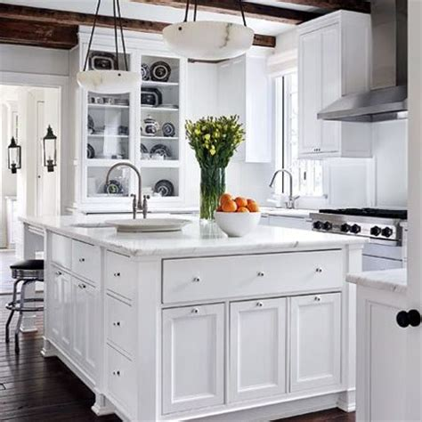 all white kitchen ideas kitchens