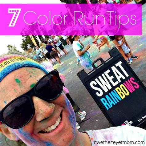 17 best ideas about color run tips on 5k color
