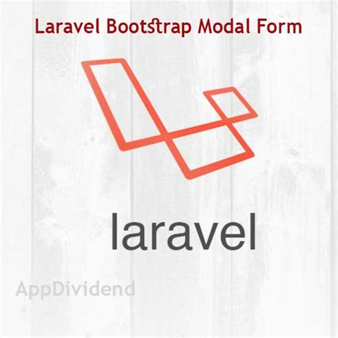 laravel tutorial form laravel bootstrap modal form validation tutorial