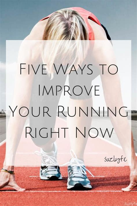 9 tips to improve running 179 best top suzlyfe running and fitness posts images on running blogs running tips