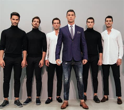 Meysi Top By Fashion cristiano ronaldo strikes big with new fall winter cr7