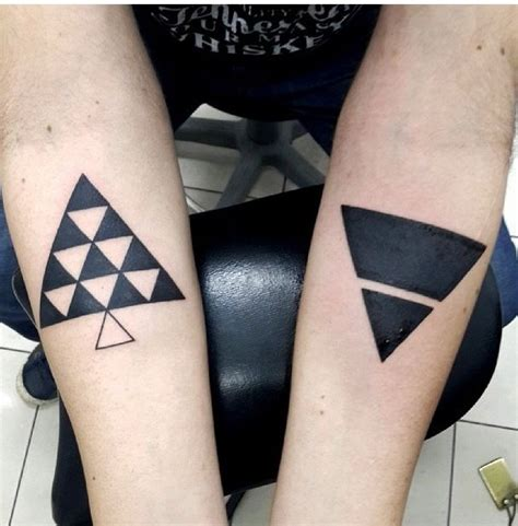 what does a triangle tattoo mean 1000 ideas about geometric meaning on