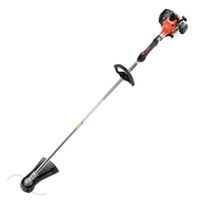 echo 2 cycle 22 8cc shaft gas trimmer srm 230