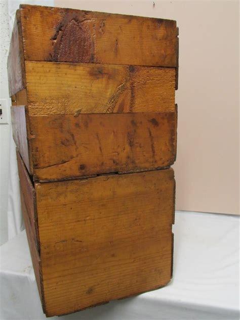 wood crate advertising san antonio brand ontario