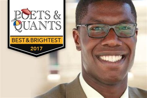 Chicago Booth Mba Graduation 2017 by 2017 Best Mbas Victor Ojeleye Of Chicago Booth