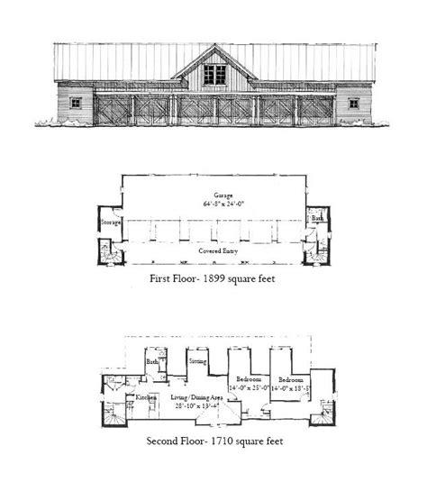 garage plans with living area historic garage plan 73820