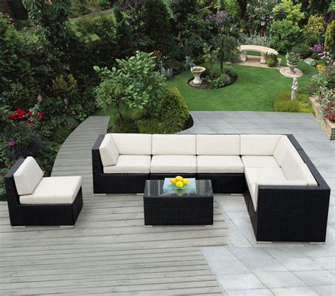 outdoor wicker sectional sofa set outdoor wicker sectional patio decorating outdoor wicker