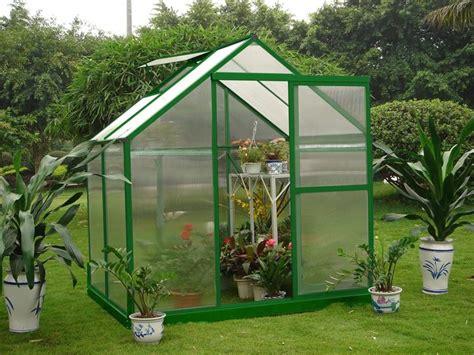 piccola serra da giardino serre da giardino accessori da esterno