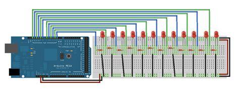 change resistor value in fritzing arduino analogwritemega