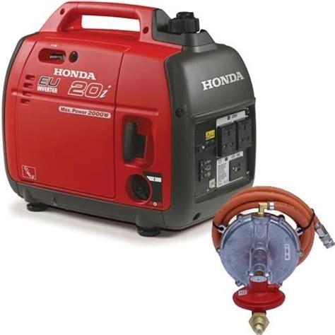 honda eu20i petrol lpg generator 2000w inverter technology