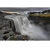 Thundering Waterfall  Dettifoss Iceland Prometheus Wate