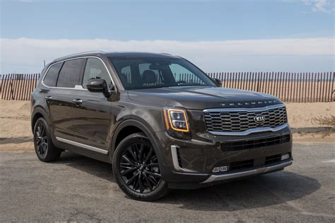 2020 Kia Telluride Review by 2020 Kia Telluride 6 Things We Like And 2 Not So Much