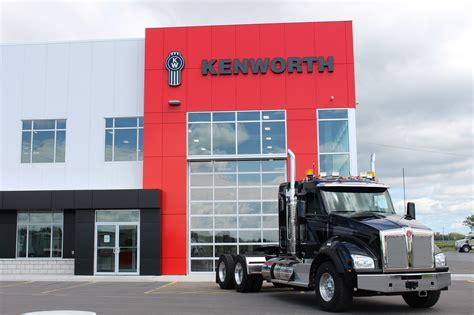 kenworth dealers ontario kenworth ontario upgrades ottawa location truck