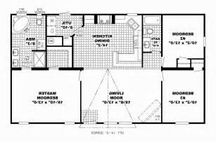 free open floor plan house designs blueprints modern plans