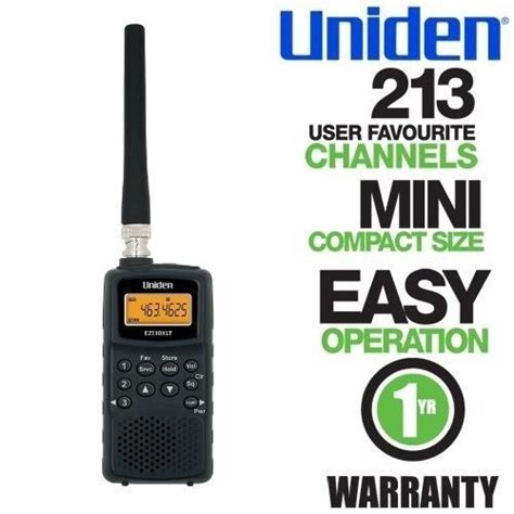 mobile radio scanner uniden mobile radio scanner mini compact handheld
