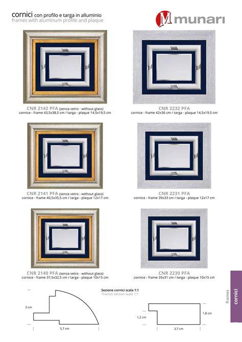 cornici in alluminio per quadri cornici per targhe in alluminio da premiazione sportiva e
