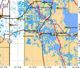 groveland florida fl 34737 profile population maps