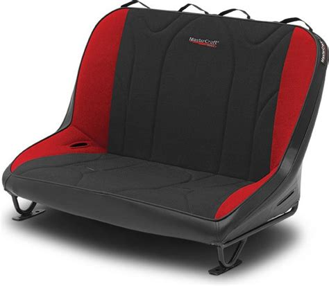mastercraft bench seat mastercraft 310126 mastercraft rear rubicon 36 quot bench