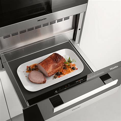 Miele Dishwasher Drawers by New Warming Drawers By Miele