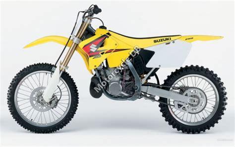 2005 Suzuki 250 Dirt Bike Suzuki Rm 250 Pictures Specifications And Reviews