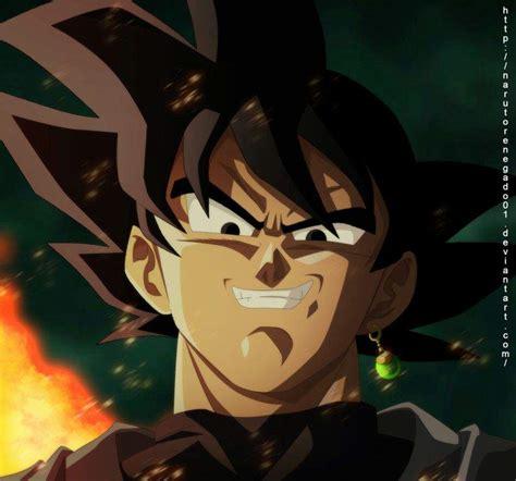 imagenes de goku maligno un poco sobre goku black dragon ball espa 209 ol amino