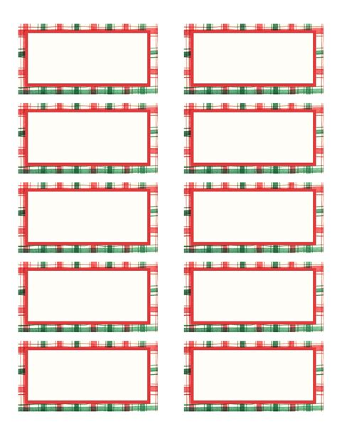 printable holiday address labels templates printable return address labels free